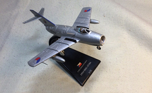 Value rare AMER 1/72 MiG-15BIS jet fighter Alloy aircraft model Static collection model Holiday gifts