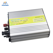 All-in-one solar modify sine wave power inverter 500W with 10A controller