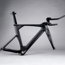 TT Bicycle Carbon Fiber Frame Time Trial / Triathlon Bike FM109 Frameset 130*9mm UD Matte Or Customized Bicycle Sporting Goods(China)