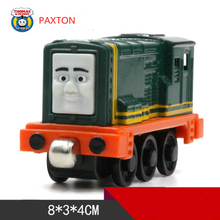 PAXTON  One Piece Diecast Metal Train Toy Thomas and Friends Megnetic Train The Tank Engine Toys For Children Kids Gifts