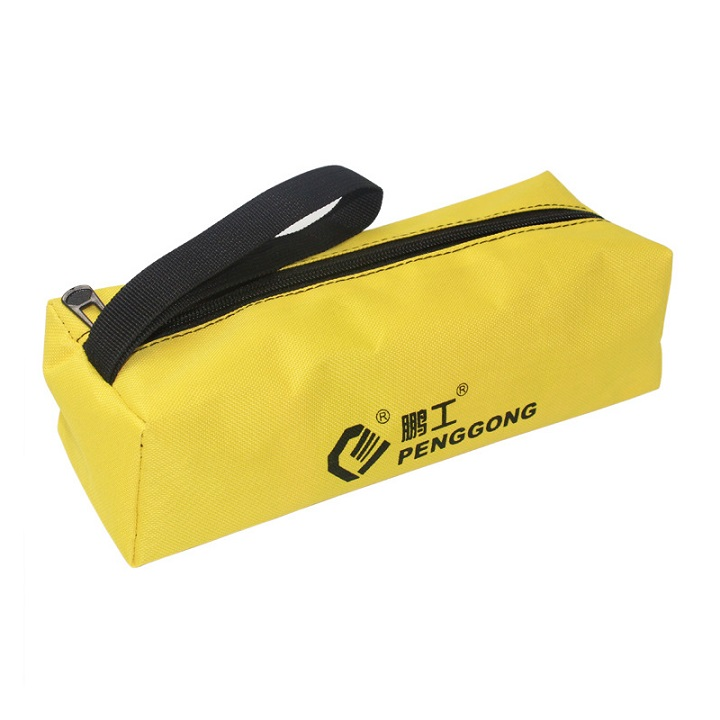 Tool Bag Oxford Canvas Storage Multifunctional Electrician Tool Bag With Portable Rope Waterproof Good Quality