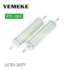 Buy Lampadas 78 118 135 189mm R7S AC85-265V SMD2835 LED Bulb Lamp LED Corn Bulbs 5w 8w 10w 13w 360 Degree Lantern Replace Halogen for $4.36 in AliExpress store