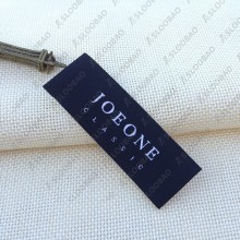 Free shipping Customized Garment labels satin size labels own labels for clothing hand made woven labels