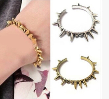 la037 Attractive and The United States spikes jewelry rivet Bracelet Punk Rock Bracelet for Girl