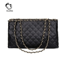 KUJING Fashion Handbag High Quality PU Women Shoulder Messenger Bag Hot Women Business Handbags Cheap Shopping Leisure Women Bag