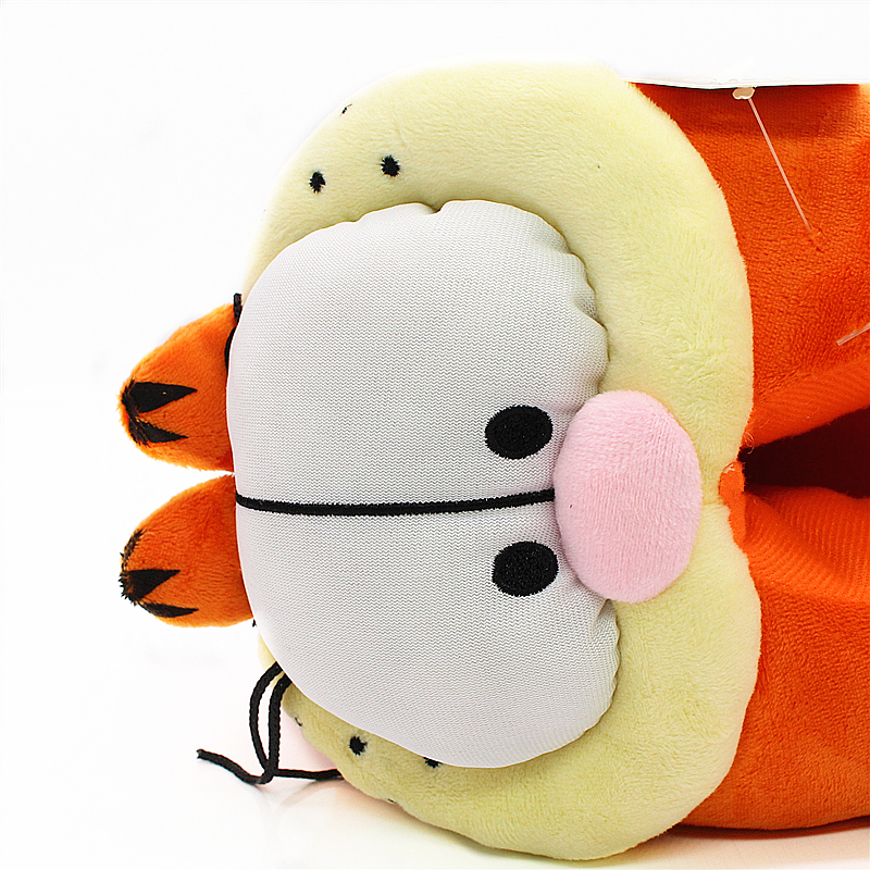 New Winter Garfield Style Slippers for Men&Women Cute Cartoon Warm ...