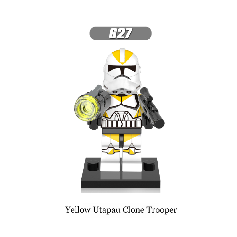 XH627-Yellow Utapau Clone trooper