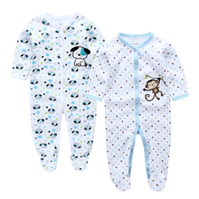 Baby Costume Winter Boy Girl Clothes Bebes Cotton Jumpsuit Clothing For Newborns BABY ROMPER Next Overalls for Children Bebes(China)