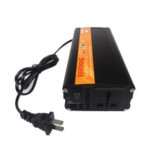 rated power 300w UPS inverter dc12v to ac220v 50HZ+ battery charger function