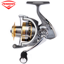 PRO BEROS Aluminum alloy Fishing Reel 20KG Max Drag Sea Boat 1000-6000 Spinning Reel 14BB Stainless Steel Bearing Anti-Seawater