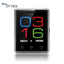 NO.1 S8 Bluetooth 4.0 Smart Watch Phone 1.54 Inch 2.5D Screen Bluetooth 4.0 MP3 Mini Mobile Phone GSM Smartwatch for iOS Android(China)