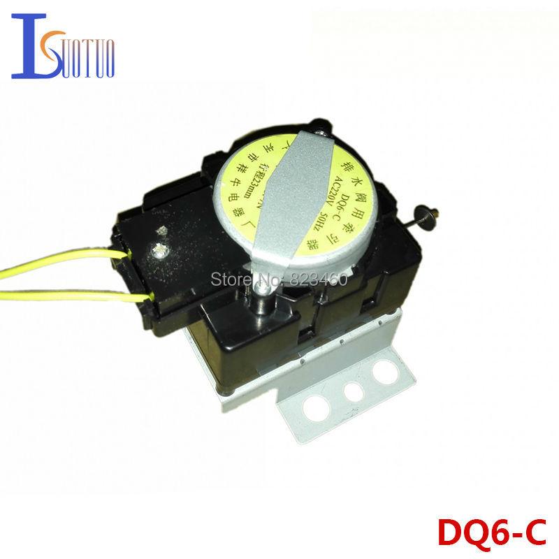 Universal washer tractor DQ6-C of Samsung/ Whirlpool/TCL  washing machine drainage motor original drain valve<br>