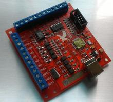 Super USB MACH3 motion control card interface _ feidiao _ card control interface board CNC _ engraving machine