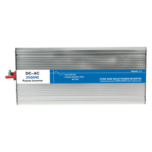 2500w pure sine wave inverter DC 12V/24V/48V to AC 110V/220V tronic power inverter circuits grid tie off cheap 12 24 48 V