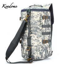 New Outdoor Multi Tactical army backpack Military camouflage suitcase hunting Mountain Sports Luggage Hiking camping bag XA228WD