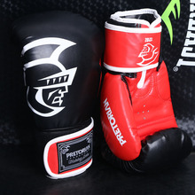 12OZ 14OZ WHOLESALE PRETORIAN MUAY THAI TWINS BOXING RED PUNCHING guantes de boxeo GLOVES TKD MMA MEN FIGHTING BOXING GLOVES