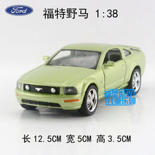 KINSMART Die-Cast Metal Models/1:36 Scale/Ford Mustang GT oys/for children's gifts or for collections(China)