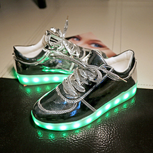 Buy 7ipupas Unisex Led Shoes Men Adults Spring/autumn Luminous sneakes Lamp Lace-up Lights Casual Grow Shoes Zapatillas Led Hombre for $15.76 in AliExpress store