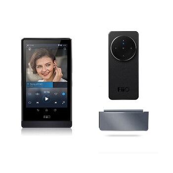 FiiO Hi-Res Music Player X7 + Amplifier Module AM2+Bluetooth Remote Control RM1
