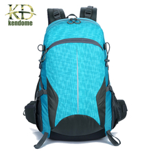 2017 Special Hot 40L Outdoor Backpack Camping Bag Waterproof Mountaineering Hiking Backpacks Molle Sport Bag Climbing Rucksack(China)