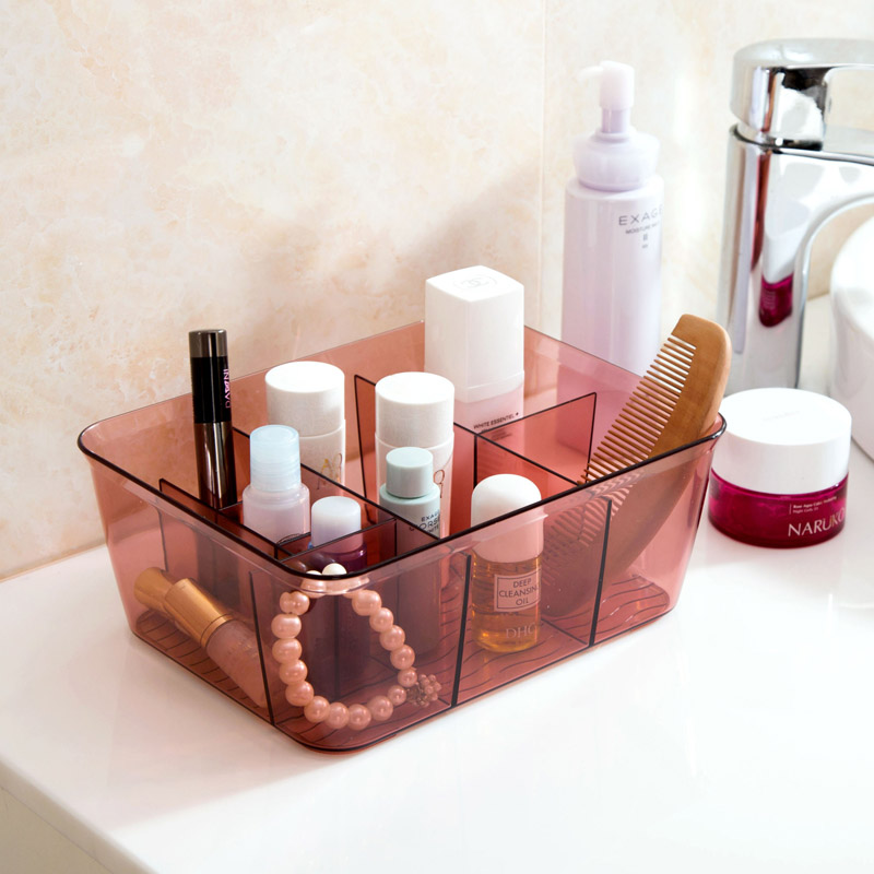 New Design Clear Acrylic Lipstick Holder Display Stand Cosmetic Storage box Case Bov Container makeup organizer<br><br>Aliexpress
