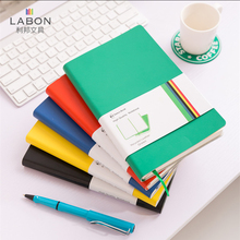 LABONS Hard Cover Korean Fashion Notebook A6 Notepad Diary 1PCS