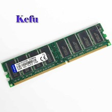 NEW 1GB  DDR1 PC3200 DDR333  333MHz 184PIN Low-density Dimm memory  RAM Desktop Module Free shipping