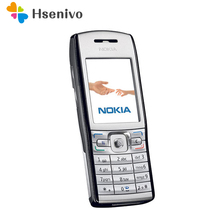 E50 100% Original Nokia E50 original phone unlocked E50 quad band FM Radio GSM Symbian cellphone Free shipping(China)