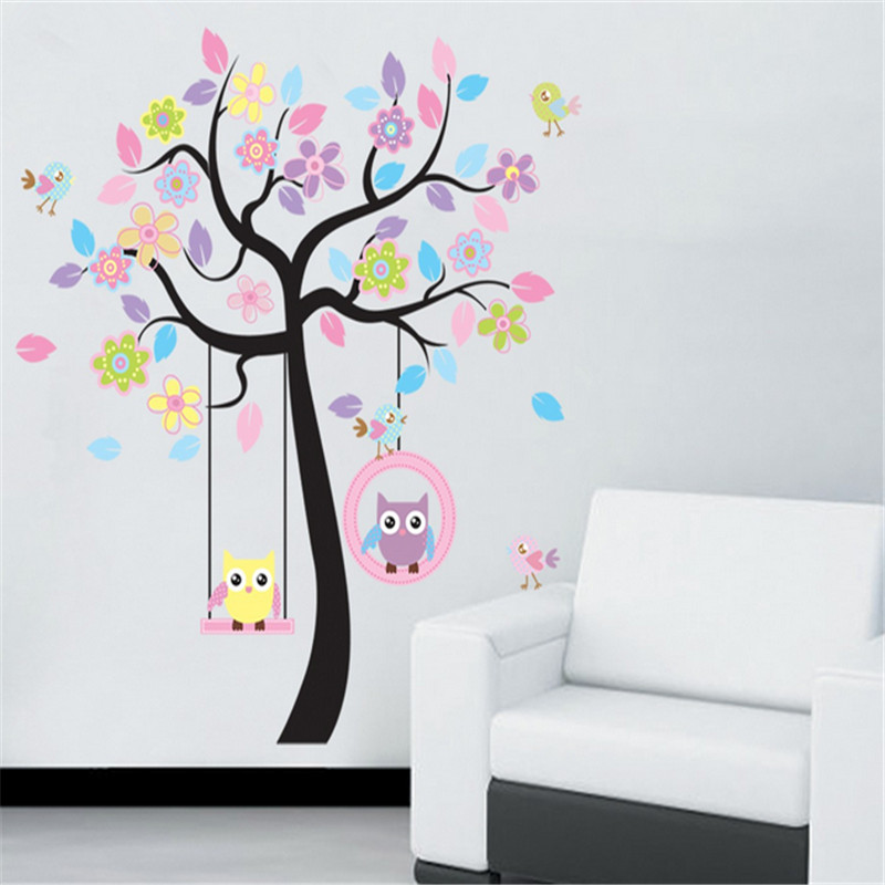Wall Art Decal compare prices on wall art decal trees- online shopping/buy low