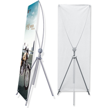 Painting poster frame rack stand indoor banner advertising display rack
