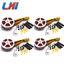 RC plane 4 X 5010 750kv High Torque Brushless Motors for Multi Axis Aircraft Quadcopter(China)