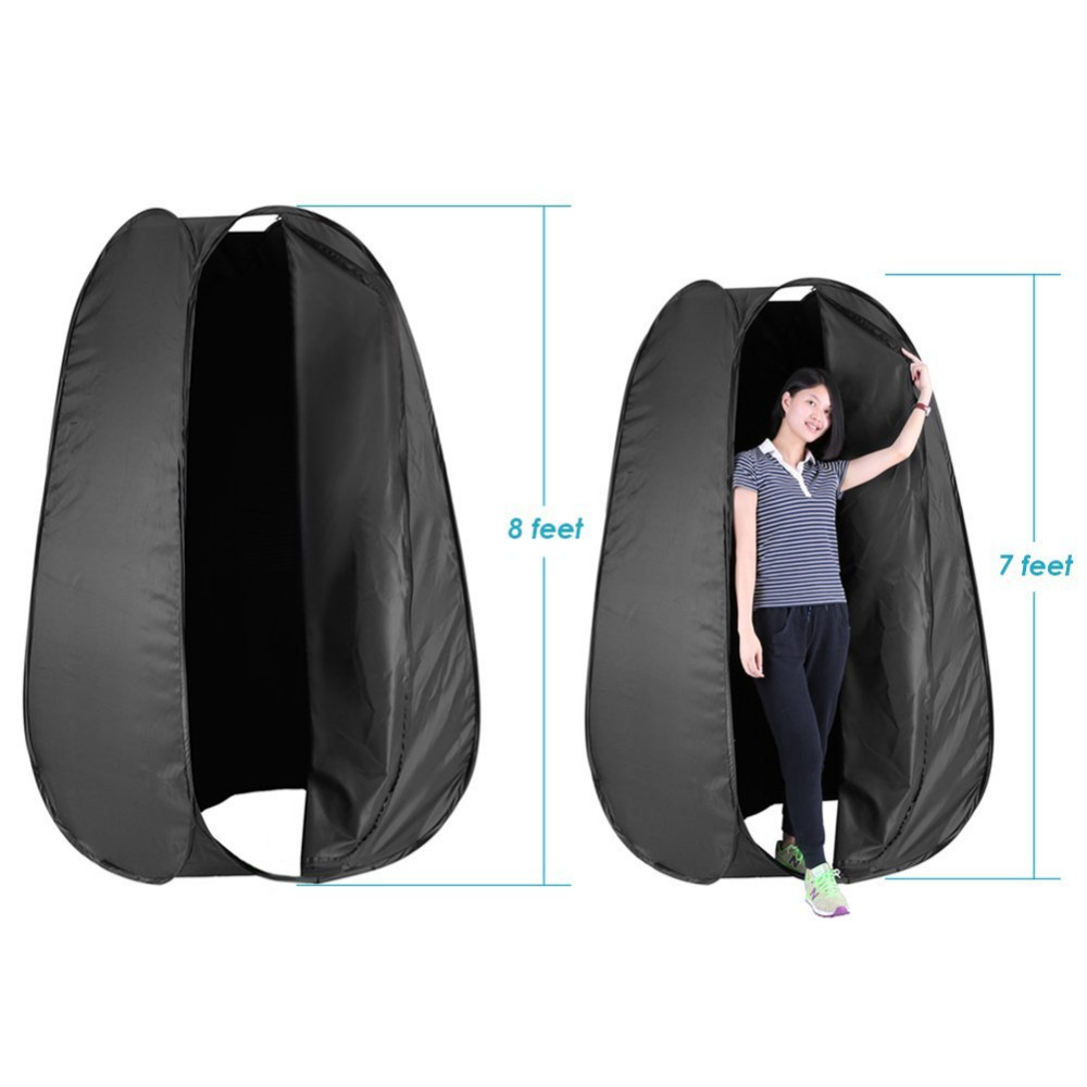 Neewer 8 Feet/244cm Collapsible Indoor/Outdoor Camping Photo Studio Changing Dressing Tent Fitting Room with Carrying Case<br><br>Aliexpress