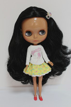 Free Shipping Top discount  DIY  Nude Blyth Doll item NO. 105 Doll  limited gift  special price cheap offer toy