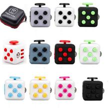 Buy Hot 11 Style Fidget Cube Toys Original Puzzles & Magic Cubes Anti Stress Anxiety Reliever for $1.42 in AliExpress store