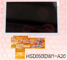 Free shipping HSD050IDW1 A20 GPS/UMPC 5 inch HD LCD screen Portable navigation(China)