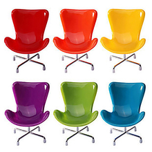 Fashion Cute Chair Storage Stand Phone Small Item Holder Doll Furniture Kids Toy