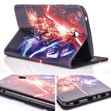 2016 Case for Samsung Galaxy Tab A 9.7 / T550 Star Wars The force awakens tablet PU leather Cover flip stand shell coque housing