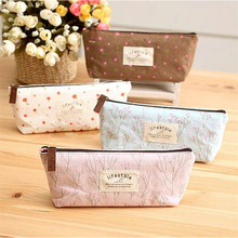 Pencil Purse Beautician Vanity Necessaire Trip Beauty Women Travel Toiletry Kit Make Up Makeup Case Cosmetic Bag Organizer Pouch