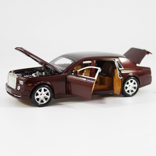 Hot Toys Birthday Gift Supercar 1:24 Alloy Sliding Mold Car, Die Casting Car, Premium Metal Model Car, Free Shipping