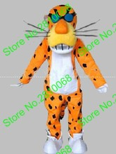 QIANYIDUOO EVA Material Helmet Tiger Mascot Costumes Movie props show walking cartoon Apparel Cosplay Birthday party 411