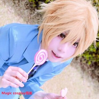 Anime Cosplay Wig Guilty Crown Daryl Yan  Straight Heat Resistant Synthetic Wig For  Costume<br><br>Aliexpress
