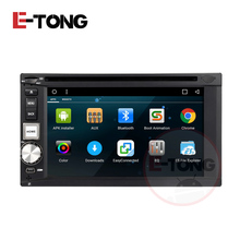 "7""Universal 1024*600 2Din Android 6.0 Full Touch CarPc Tablet Double Audio Gps Navi Car Stereo Radio No Dvd Mp3 PlayerBt Stereo(China)"