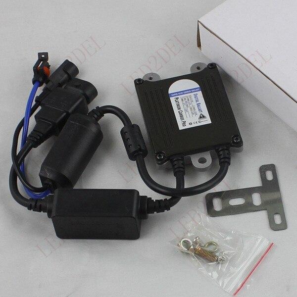 Car Headlight HID Xenon Kit bulbs 35W No Error Anti Flicker Canbus Ballast Slim (2pcs)<br>