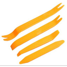 4pcs Auto Car Vehicle Radio Sound Stereo Dash Removal Install Pry Tire Repair Tools Set(China)