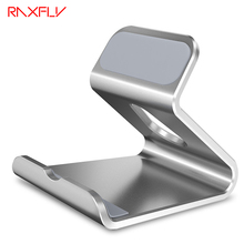 RAXFLY Universal Slim Tablet PC Phone Holder For iPad iPhone 7 6 6S Samsung S8 S7 Edge Huawei Mate 9 P10 Plus Xiaomi Accessories