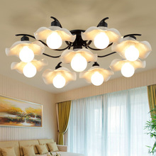 A1 Supply LED Nordic living room study Ceiling Lights American modern simple dining room ceiling lamp bedroom lighting