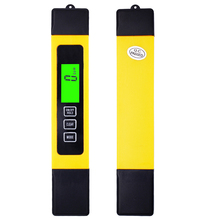 High accurate 0.1 Water Monitor Water Quality Tester Pen  TDS EC Meter ppm 0-9999  aquarium pool  Water Quality Analyser 39%off