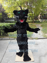 black panther mascot costume leopard custom fancy dress anime cosplay cartoon character carnival costume 41316(China)