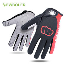Women Men Winter Cycling Gloves Full Finger Bicycle Gloves Anti Slip Gel Pad Motorcycle MTB Road Bike Gloves M-XL Morethan