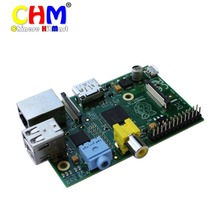 HK POST FREE Raspberry Pic Model B Type 512MB RAM REV2 Raspberry pie ii ARM11 Development Board Rpi B 1pcs/lot #J283